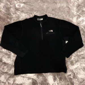 VTG 1990's THE NORTH FACE Fleece Half Zip Jacket